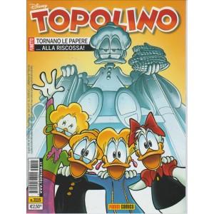 TOPOLINO - TORNANO LE PAPERE...ALLA RISCOSSA! - N. 3115 - PANINI COMICS - DISNEP