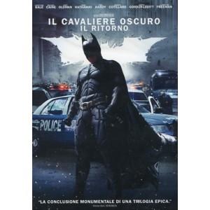Il Cavaliere Oscuro - Il Ritorno - Morgan Freeman DVD