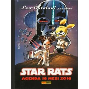 Diario Agenda Rat-Man 2015/2016 di 16 Mesi