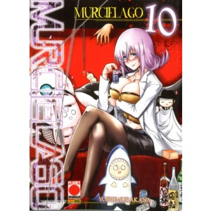 Murcielago - N° 10 - Murcielago - Manga Fiction Planet Manga