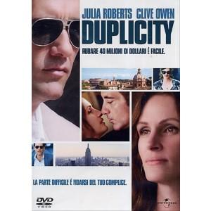 Duplicity - Julia Roberts - DVD