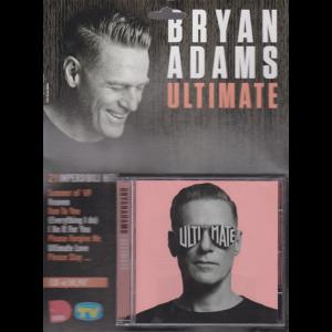 Cd Sorrisi Canzoni - Bryan Adams - Ultimate - n. 1 - settimanale - gennaio 2019