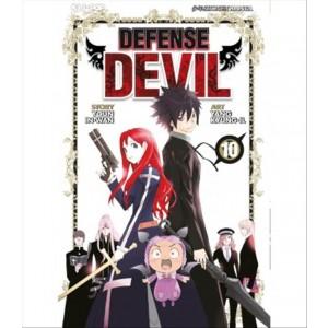 Manga - Defense Devil 10  collana NI edizione J-POP