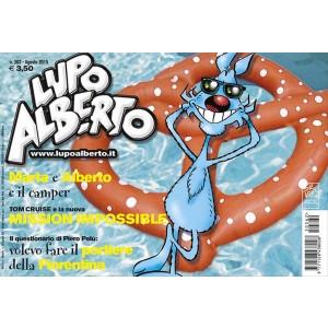 Lupo Alberto  n. 362 - mensile Agosto 2015