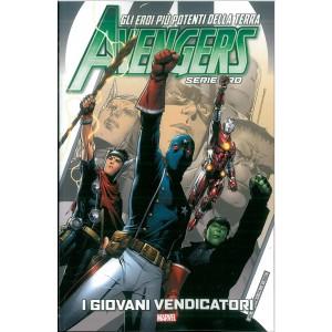 MARVEL - The Avengers Serie Oro: I giovani vendicatori