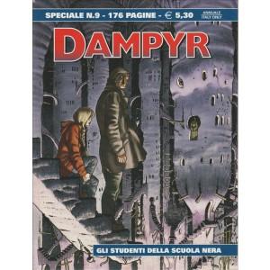 Dampyr Speciale - Gli Studenti Della Scuola Nera - Speciale Numero 9