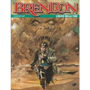 Brendon - L'inizio della Fine - Numero 98 - Sergio Bonelli Editore