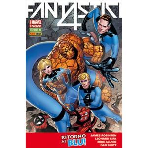 FANTASTICI QUATTRO n.3711 - Marwel Now! panini comics