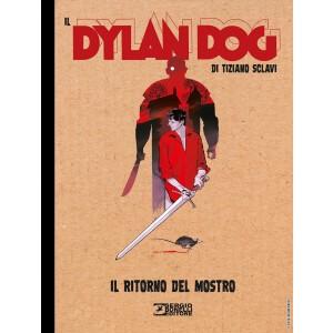 Dylan Dog Di Tiziano Sclavi - N° 19 - Il Ritorno Del Mostro - Bonelli Editore