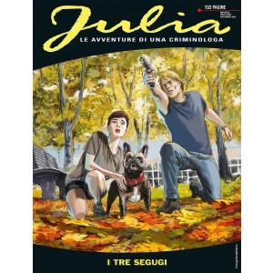 Julia - N° 242 - I Tre Segugi - Bonelli Editore