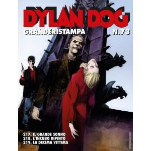 Dylan Dog Grande Ristampa - N° 73 - Dylan Dog Granderistampa Nâ°73 - Bonelli Editore