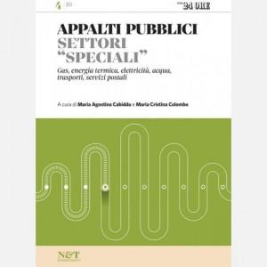 """Appalti Pubblici Settori """"speciali"""""""