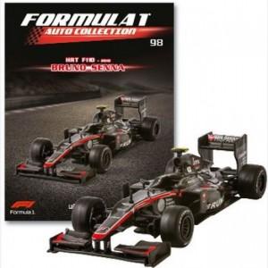 Formula 1 Auto Collection Hrt F110  2010