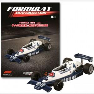 Formula 1 Auto Collection Tyrrel 008 - 1978