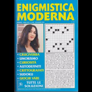 Enigmistica Moderna - n. 362 - mensile - dicembre 2018
