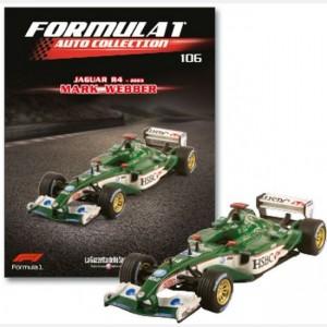Formula 1 Auto Collection Jaguar R4 - 2003