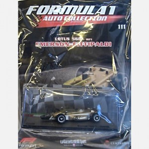 Formula 1 Auto Collection Lotus 56 b - 1971