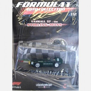 Formula 1 Auto Collection Vanwall 57 -1958