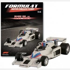 Formula 1 Auto Collection Shadow DN 8 -1977