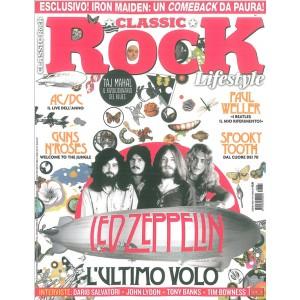 Classic Rock Lifestyle nr. 34 settembre 2015