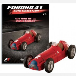 Formula 1 - Auto Collection Alfa Romeo 158 - 1950