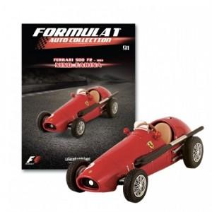 Formula 1 Auto Collection Ferrari 500 F2 (1952)