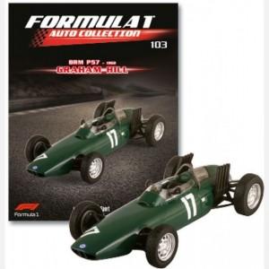 Formula 1 Auto Collection Brm p57 - 1962