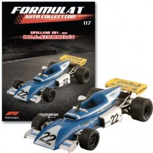 Formula 1 Auto Collection Eifelland Type 21-1972