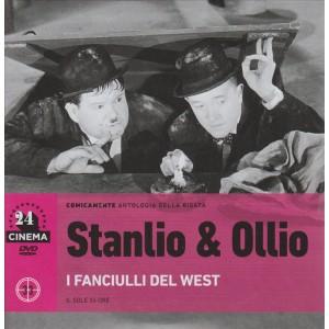 Stanlio & Ollio - I fanciulli del west - DVD Gli Archivi Del Sole24Ore num.33