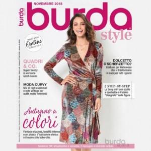 Burda Style Novembre 2018