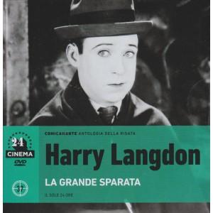 Harry Langdon - La grande sparata - DVD Gli Archivi Del Sole24Ore num.37