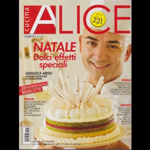Alice cucina - n. 12 - dicembre 2018 - mensile