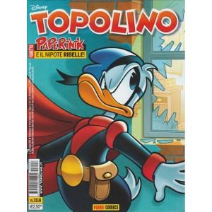 TOPOLINO - PAPERINIK E IL NIPOTE RIBELLE! - Panini comics - Disney - Numero 3118