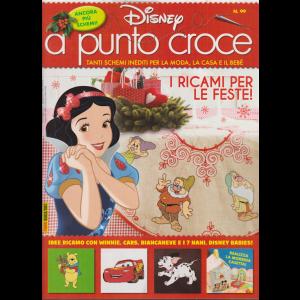 Disney Punto Croce - n. 99 - bimestrale - 25 novembre 2018