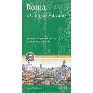 Guidae Verdi Touring Club Italiano - Roma e Città del Vaticano