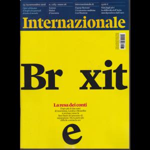 Internazionale - n. 1283 - 23/29 novembre 2018 - settimanale