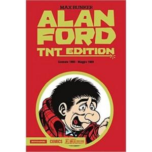 Alan Ford TNT Edition Mondadori comics  2015  Vol.9