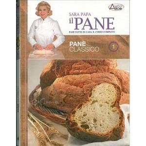 Accademia Del Pane di Sara Papa - Pane Classico n.1 - DVD + Libro