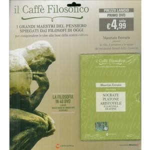 Caffe' Filosofico in DVD - SOCRATE PLATONE ARISTOTELE e la scuola di Atene