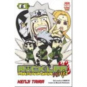 Manga Rock - ROCK LEE PRODEZZE DI UN GIOVANE NINJA 6