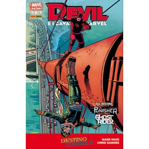 DEVIL E I CAVALIERI MARVEL 12 ALL NEW MARVEL NOW!