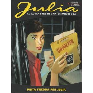 PISTA FREDDA PER JULIA - Julia - Numero 204 - 132 PAGINE - MENSILE - ITALY ONLY