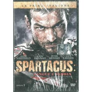 Spartacus - Sangue e Sabbia - Stagione 01 (5 Dvd)