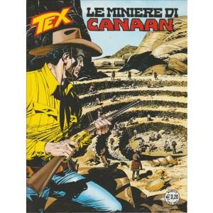 TEX - LE MINIERE DI CANAAN  - Numero 619