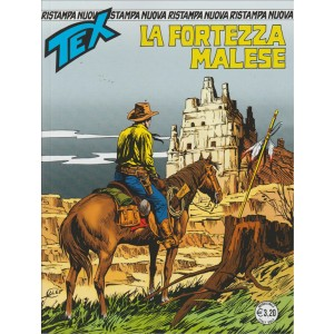 TEX - LA FORTEZZA MALESE - Numero 383 - NUOVA RISTAMPA