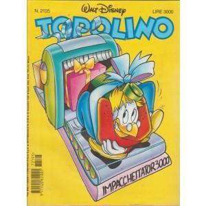 Topolino - Walt Disney - Numero 2195