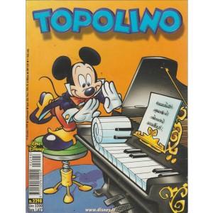 Topolino - Walt Disney - Numero 2298