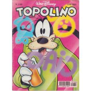 Topolino - Walt Disney - Numero 2189