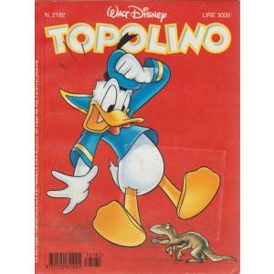 Topolino - Walt Disney - Numero 2182