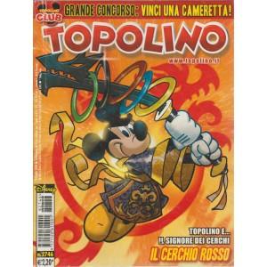 Topolino - Walt Disney - Numero 2746